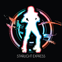 Starlight Express T-Shirt Design